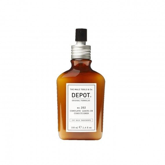 Depot Nº202 Complete Leave-In Conditioner - Tratamento Leave-In Multifuncional