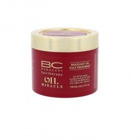 Schwarzkopf Professional Bonacure Hair Therapy Oil Miracle BrazilNut Oil Pulp Treatment - Máscara Ca