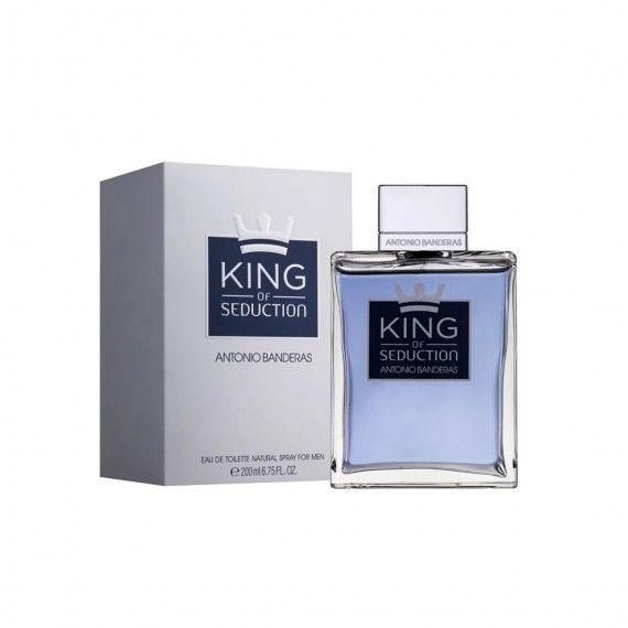Antonio Banderas King of Seduction Eau de Toilette