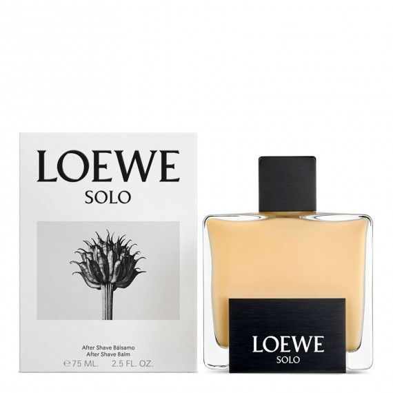 Loewe Solo After Shave Bálsamo