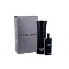 Giorgio Armani Coffret Armani Code pour Homme Eau de Toilette 75ml + Mini Eau de Toilette 15ml