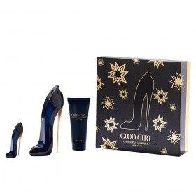 Carolina Herrera Good Girl Eau de Parfum 80ml + Body Lotion 100ml + Mini Eau de Parfum 7ml