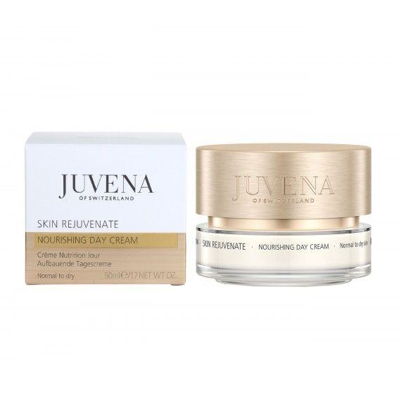 Juvena Skin Rejuvenate Nourishing - Creme de Dia Nutritivo para Pele Normal a Seca