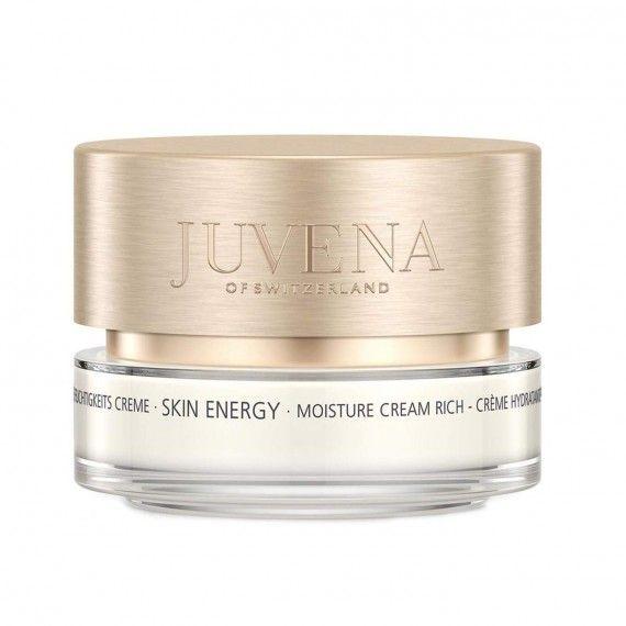 Juvena Skin Energy Moisture Cream Rich - Creme Facial Hidratante para Pele Seca