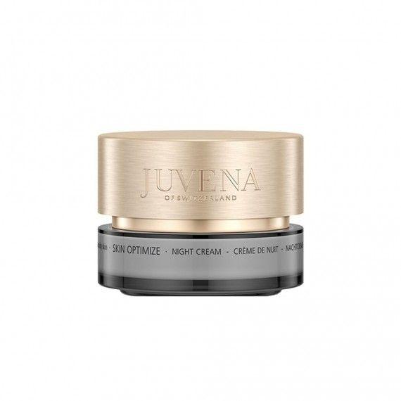 Juvena Skin Optimize Night Cream Sensitive - Creme de Noite Calmante para Peles Sensíveis