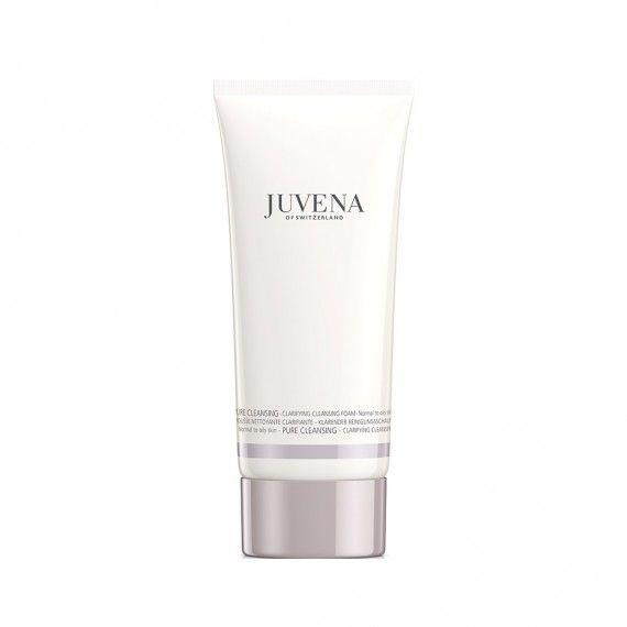 Juvena Pure Cleansing Clarifying Cleansing Foam - Espuma de Limpeza Facial para Pele Normal a Oleosa