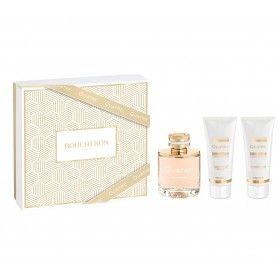 Boucheron Quatre Eau de Parfum 50ml + Body Lotion 50ml + Shower Gel 50ml