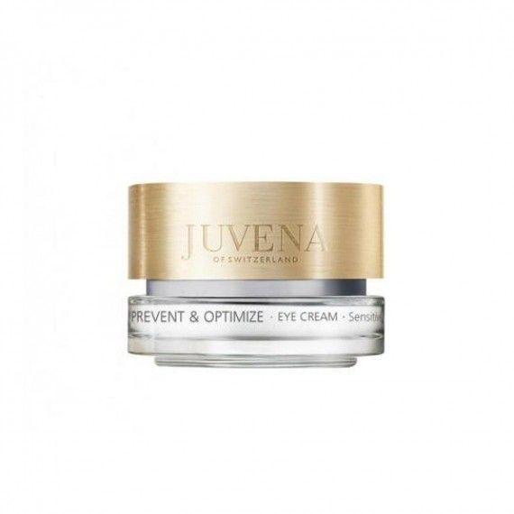 Juvena Skin Optimize Eye Cream Sensitive - Creme de Olhos Anti-Rugas para Peles Sensíveis
