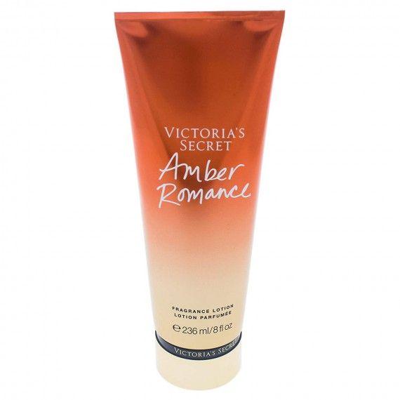 Victoria's Secret Amber Romance Body Lotion Perfumado