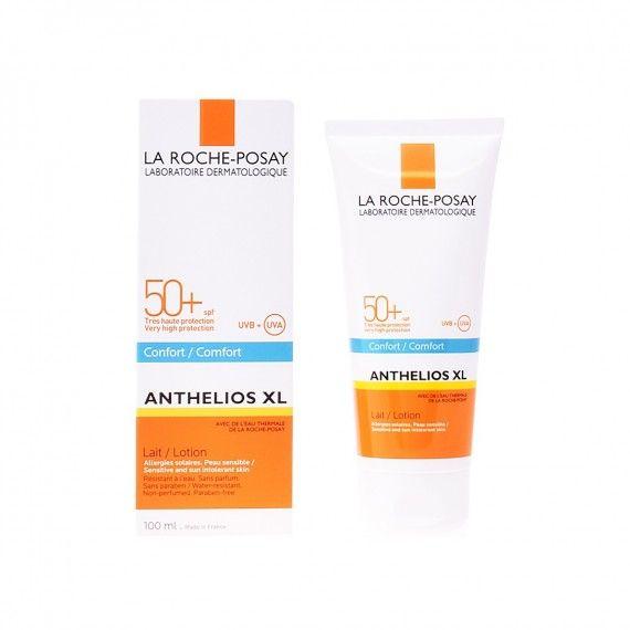 La Roche Posay Anthelios XL Comfort Lotion SPF50 - Loção Corporal Hidratante de Proteção Solar