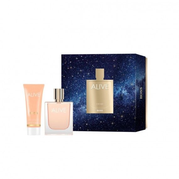 Hugo Boss Boss Alive for Her Coffret Eau de Parfum 50ml + Body Lotion 75ml