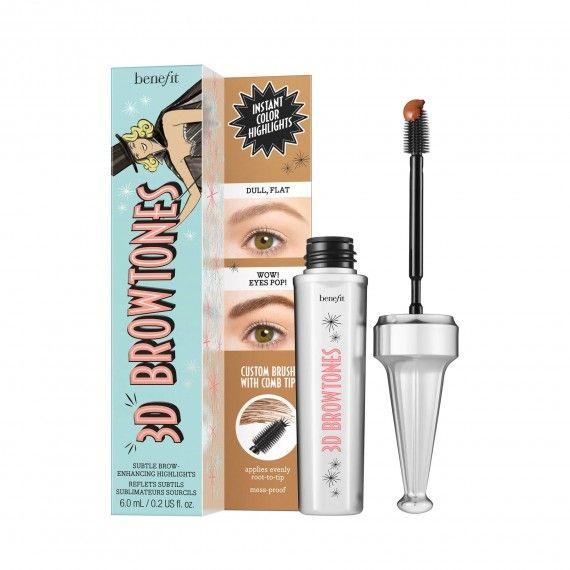 Benefit 3D BROWtones Eyebrow - Gel Iluminador para Sobrancelhas