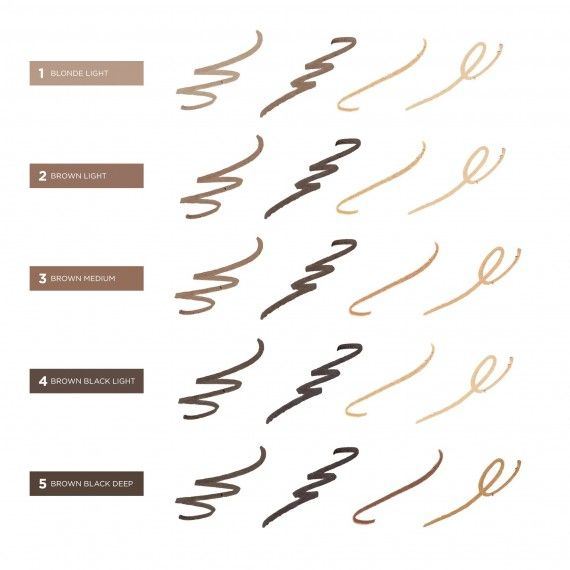 Benefit Brow Contour Pro 4-in-1 Pencil - Lápis de Sobrancelhas 4 em 1