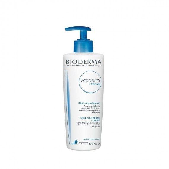 Bioderma Atoderm Crème Ultra-Nourishing Cream - Creme Corporal Ultra-Hidratante