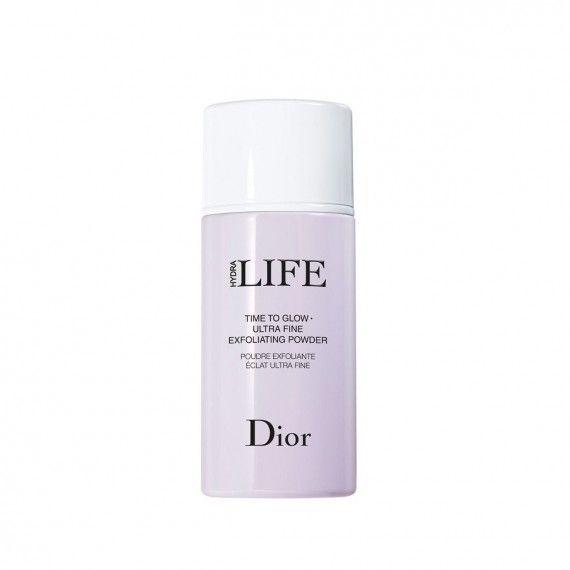 Dior Hydra Life Time to Glow Exfoliating Powder - Pó para Esfoliação Facial