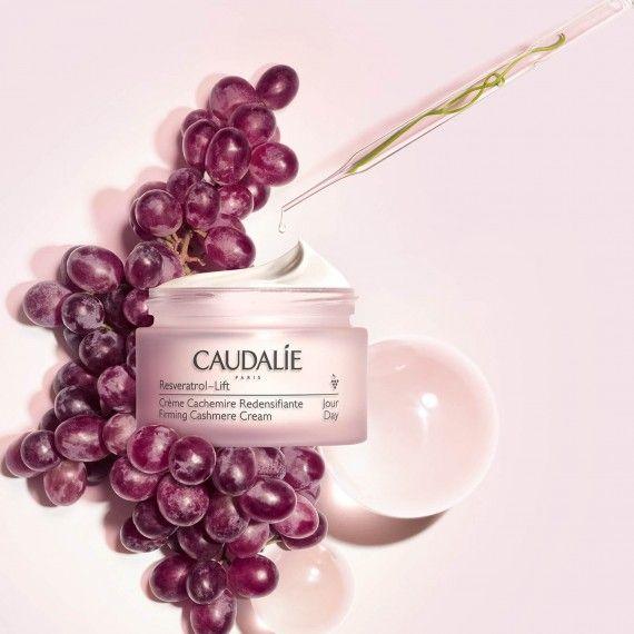 Caudalie Resveratrol-Lift - Creme de Dia Redensificador de Caxemira