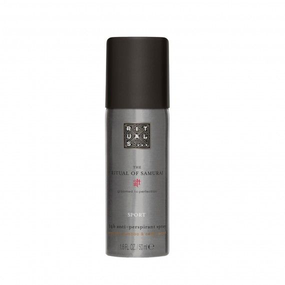 Rituals Desodorizante em Spray 24h The Ritual of Samurai Sport