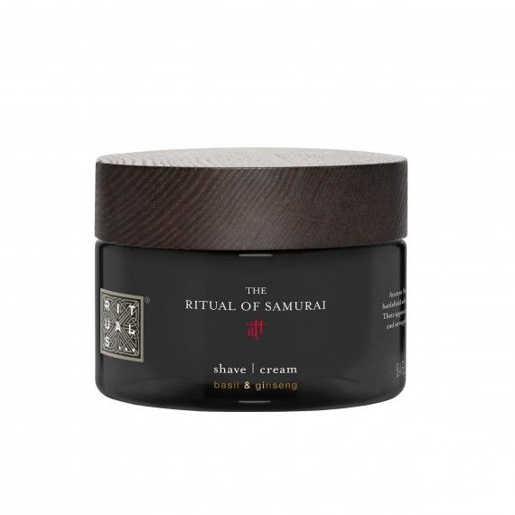 Rituals Creme de Barbear The Ritual of Samurai