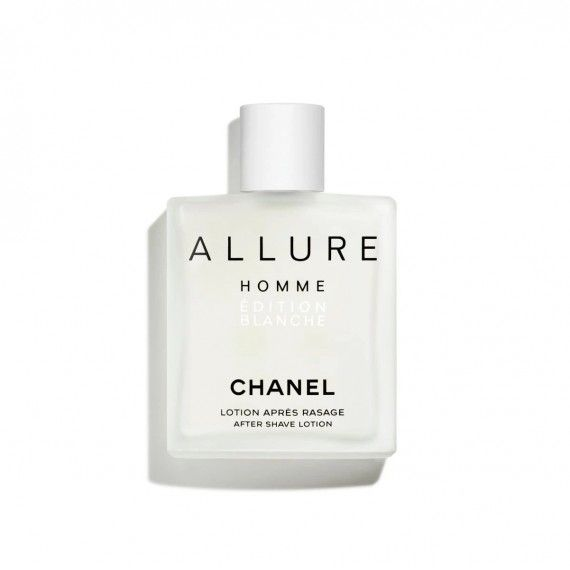 Chanel After Shave Allure Homme Édition Blanche