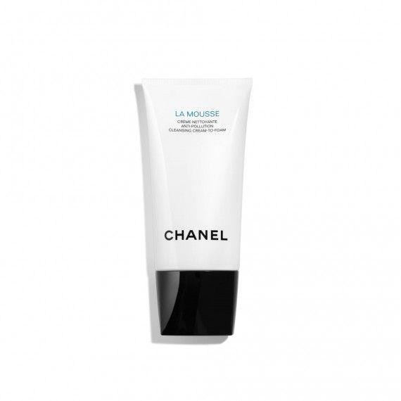 Chanel La Mousse Creme de Limpeza Facial Anti-Poluição