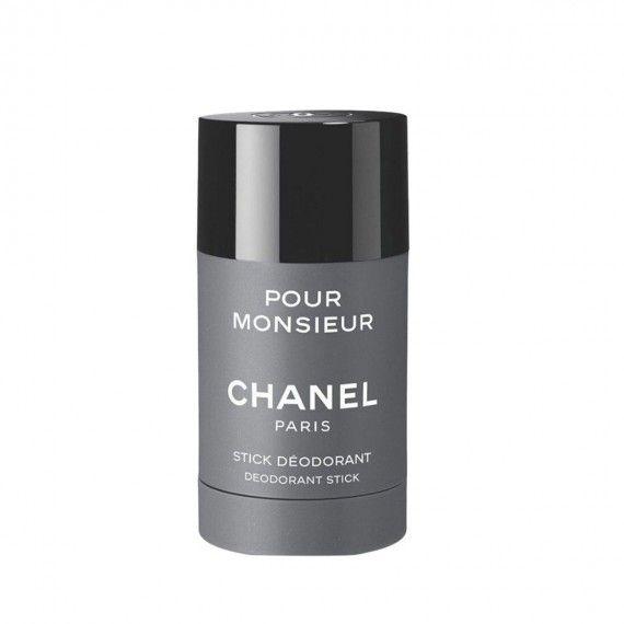Chanel Pour Monsieur Desodorizante em Stick