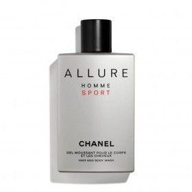 Chanel Allure Homme Sport Gel de Banho 2 em 1