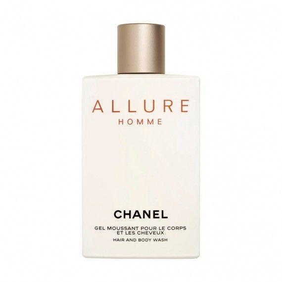 Chanel Allure Homme Gel de Banho 2 em 1