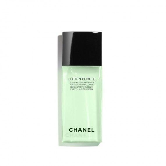 Chanel Lotion Pureté Tónico Resfrescante e Matificante para Peles Mistas a Oleosas