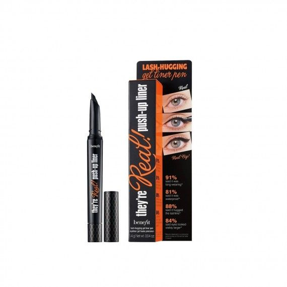 Benefit They're Real! Push-Up Liner - Caneta Eyeliner em Gel 24h