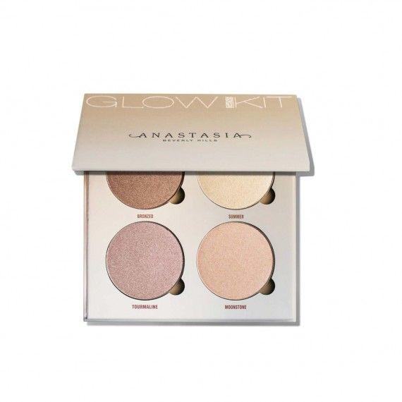 Anastasia Beverly Hills Sun Dipped Glow Kit - Paleta de Iluminadores em Pó