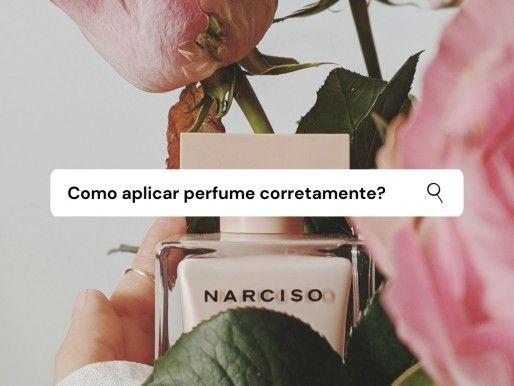 6 dicas para aplicar perfume corretamente