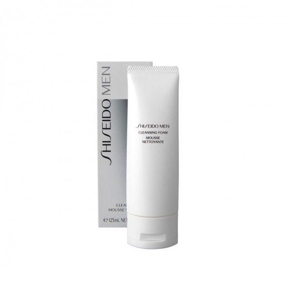 Shiseido Men Espuma de Limpeza Facial