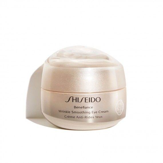 Shiseido Benefiance Creme de Contorno de Olhos Suavizante Anti-Rugas