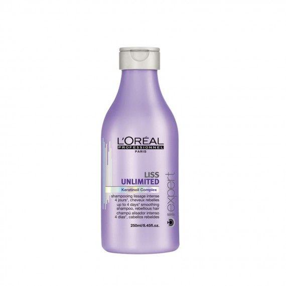 L'Oréal Paris Professionnel Serie Expert Liss Unlimited Shampoo Suavizante Intenso