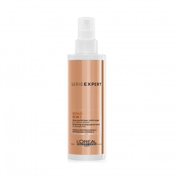 L'Oréal Paris Professionnel Serie Expert Repair Spray 10 In 1 para Cabelos Danificados