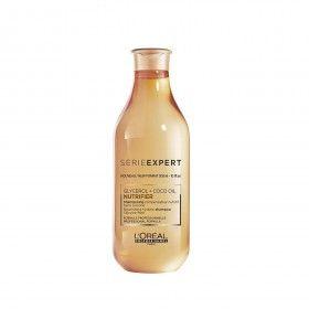 L'Oréal Paris Professionnel Serie Expert Glycerol + Coco Oil Nutrifier - Shampoo Nutritivo para Cabe