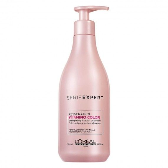 L'Oréal Paris Professionnel Serie Expert Resveratrol Vitamino Color Shampoo Fixador de Cor