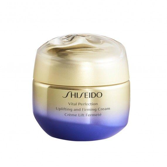 Shiseido Vital Perfection Creme Facial Reafirmante Anti-Envelhecimento