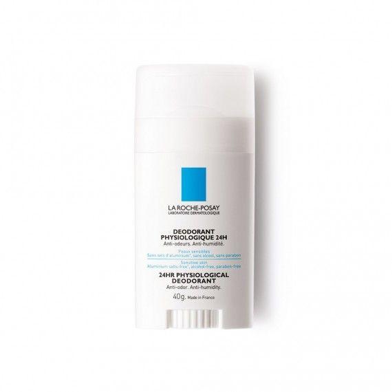 La Roche Posay 24H Physiological Desodorizante em Stick para Peles Sensíveis