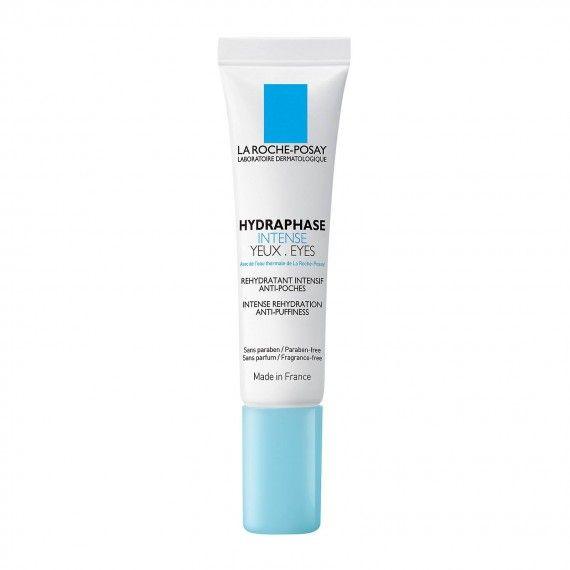 La Roche Posay Hydraphase Intense Creme Hidratante de Contorno de Olhos Anti-Inchaço