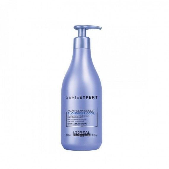 L'Oréal Paris Professionnel Serie Expert Blondifier Cool Shampoo para Cabelos Loiros