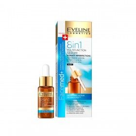 Eveline Cosmetics Facemed+ Sérum de Noite Anti-Imperfeições 8 em 1