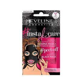 Eveline Cosmetics Insta Skin Care Máscara Facial Purificante Peel-Off