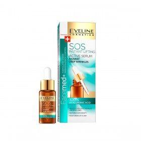 Eveline Cosmetics Facemed+ Sérum Anti-Rugas Profundas 100% Ácido Hialurónico