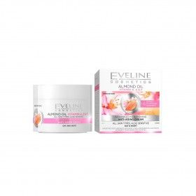 Eveline Cosmetics Creme Nutritivo Anti-Envelhecimento com Óleo de Amêndoa