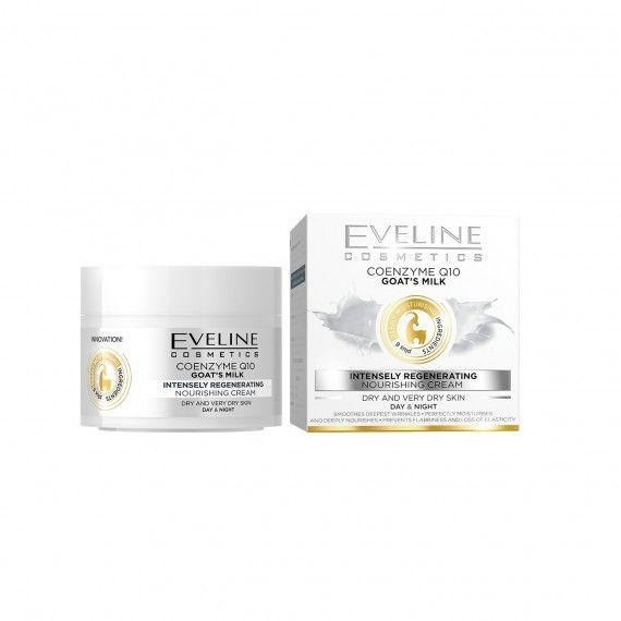 Eveline Cosmetics Creme Nutritivo Regenerador para Peles Secas e Muito Secas
