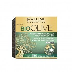 Eveline Cosmetics Bio Olive Creme Ultra Hidratante Concentrado Dia & Noite