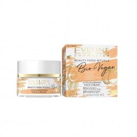 Eveline Cosmetics Bio Vegan Creme Facial Ultra-Nutritivo para Peles Secas e Sensíveis