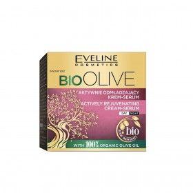 Eveline Cosmetics Bio Olive Creme Rejuvenescedor Anti-Envelhecimento Dia & Noite