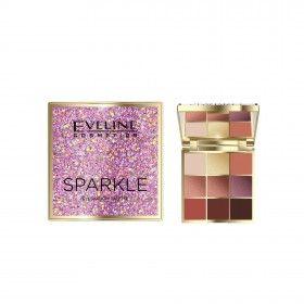 Eveline Cosmetics Paleta com 9 Sombras Sparkle